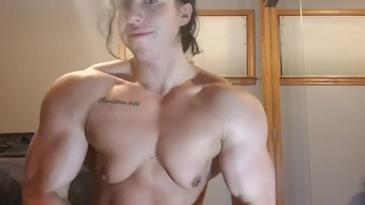 Muscle girl big tits gets cream pie Muscle Girl With Shaved Pussy And Small Tits Shows Her Fit Body Free Quality Porn Videos On Faponhd Com