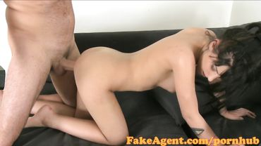 Bella Beretta takes a hardcore point of view pounding in the doggy style position