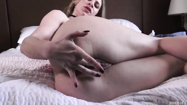 Anya Olsen is a real tease but we get to fuck her POV